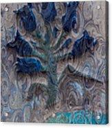 Enchanted Bluebells Acrylic Print