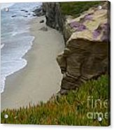 Enchanted Spaces California La Jolla Acrylic Print