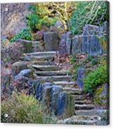 Enchanted Stairway Acrylic Print