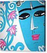 Enchanting Buddha  Acrylic Print