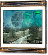 Enchanting Evening With Oz Acrylic Print