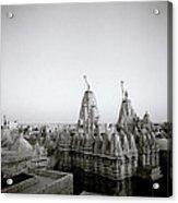 Enchanting Jaisalmer Acrylic Print
