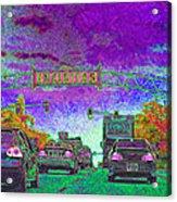 Encinitas California 5d24221m68 Acrylic Print by Wingsdomain Art and Photography