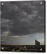 Encroaching Storm Acrylic Print