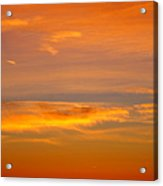 End Of A Great Day Acrylic Print
