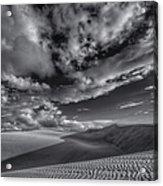 Endless Black And White Acrylic Print