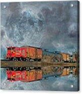 End's Reflection Acrylic Print