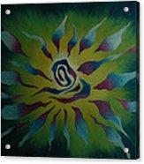 Energy Release Acrylic Print