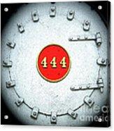 Engine 444 Acrylic Print