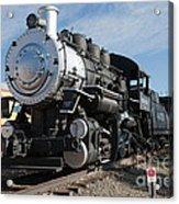Engine 4455 In The Colorado Railroad Museum Acrylic Print