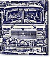 Engine 5 Acrylic Print