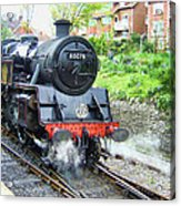 Engine 80078 Acrylic Print