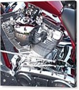 Engine Close-up 4 Acrylic Print