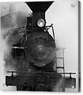 Engine No. 6 Acrylic Print