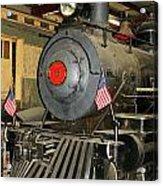 Engine Number Eight Acrylic Print