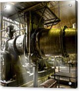 Engine Room Acrylic Print