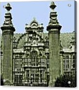 England 1986  Disk1 Part2 Snapshot0146a1 Jgibney The Museum Zazzle Gifts Acrylic Print
