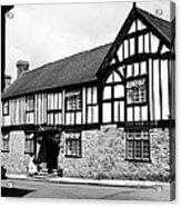 England: Red Lion Inn Acrylic Print