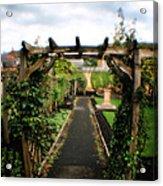 English Country Gardens - Series IIi Acrylic Print