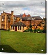 English Country Gardens - Series Vi Acrylic Print