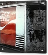 Enjoy Coca Cola  Acrylic Print