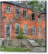 Enlisted Men's Family Quarters Acrylic Print