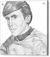 Ensign Pavel Chekov Acrylic Print