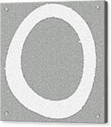 Enso 01 Acrylic Print