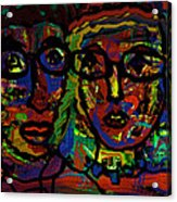 Entangled Acrylic Print