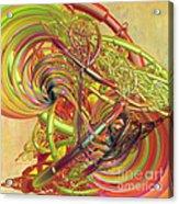 Entanglement Of Life Acrylic Print