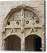 Entrance Fontevraud Abbey- France Acrylic Print