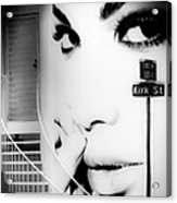 Entrance To A Woman's Mind Acrylic Print