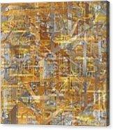 Entropia Acrylic Print