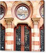 Entry Charleston Acrylic Print