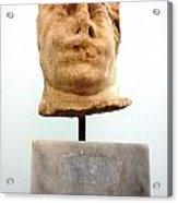 Ephesus Sculptue Acrylic Print