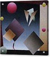 Equilibrio En El Circo Acrylic Print