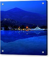 Eretria By Sea Acrylic Print