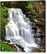 Erie Falls Acrylic Print