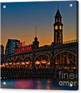Erie Lackawanna Acrylic Print