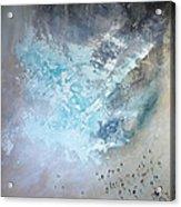 Erosion Acrylic Print