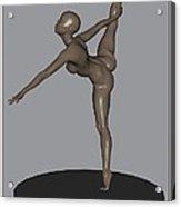 erotic acrobatics 11EA 1 Acrylic Print