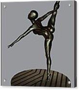 erotic acrobatics 9EA 1 Acrylic Print