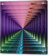 Erratic Portal Acrylic Print