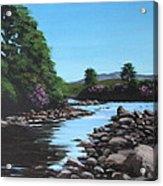 Erriff River Acrylic Print