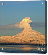 Eruption Acrylic Print