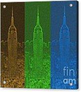 Esb Spectrum Acrylic Print