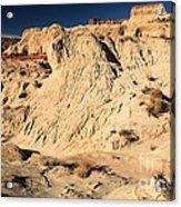 Escalante Badlands Acrylic Print