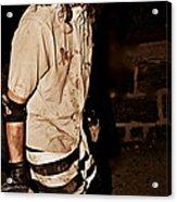 Esp Escaped Prisoner Zombie Acrylic Print