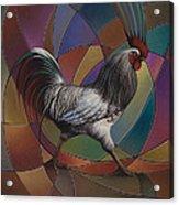 Espolones Or Spurs Acrylic Print