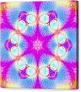 Essence Of Spirit Acrylic Print
